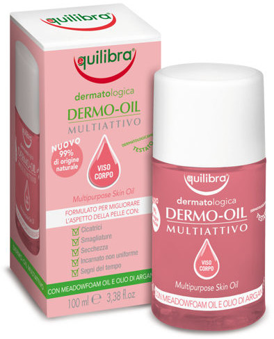 EQUILIBRA Dermatologica Olejek do twarzy i ciała Multi Active 50ml