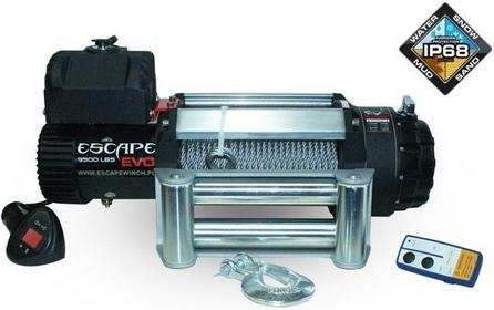 Escape 818 81833745 Wyciagarka Escape EVO 9500 lbs [4310 kg] 12V