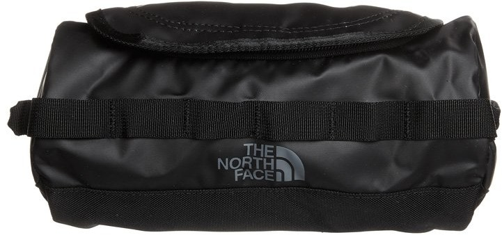 The North Face BASE CAMP TRAVEL CANISTER S kosmetyczka black T0ASTP unisex