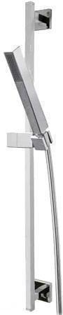 Opinie o Tres 6.07.934 CUADRO EXCLUSIVE Zestaw prysznicowy słuchawka-drążek czarny ch