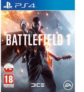 Battlefield 1 (GRA PS4)