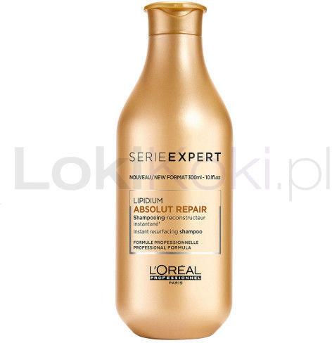 Loreal  Professionnel Expert Serie Absolut Repair szampon regenerujący do włosów zniszczonych 300 ml
