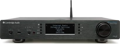 Opinie o Cambridge Audio StreamMagic 6