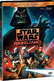 Star Wars Rebelianci sezon 2 DVD) Steward Lee Dave Filoni Steven G Lee Justin Ridge