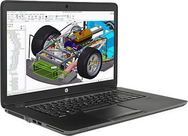 HP ZBook 15u G2 J8Z85EA 15,6