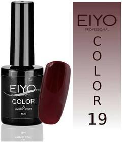 EIYO Lakier hybrydowy, Elegance - Cimne Wino - 19 - 15ml