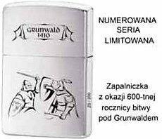 Zippo Grunwald 1410-2010