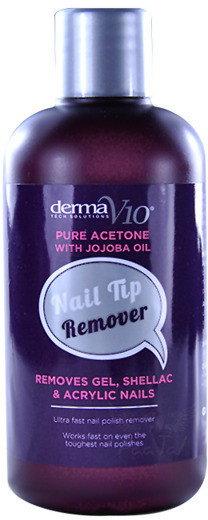 Paatal Derma v10 DermaV10 aceton kosmetyczny z olejkiem Jojoba 150ml