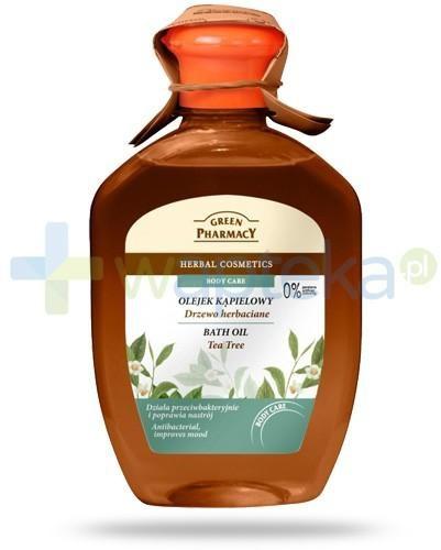 Green Pharmacy PHARM POLSKA Green Pharmacy olejek kąpielowy drzewo herbaciane 250 ml Pharm 7050091