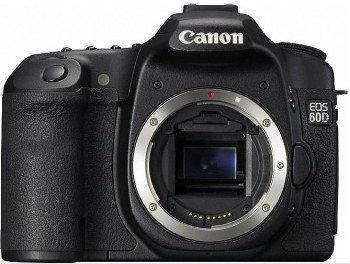 Canon EOS 60D body
