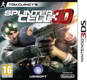 Tom Clancys Splinter Cell 3D 3DS