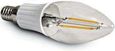 One Light Żarówka LED Retro candle, E14, 1,8W, 3000K, 225lm 13316