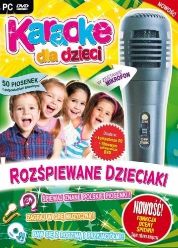 LK Avalon Karaoke dla dzieci: Rozśpiewane dzieciaki PC