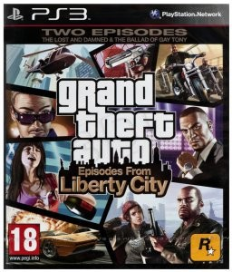 Opinie o Rockstar North Grand Theft Auto Episodes From Liberty City