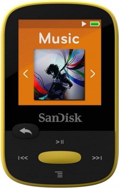 Opinie o SanDisk Sansa Clip Sport 8GB
