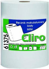 Clean Ręcznik papierowy w roli MINI biały