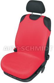 Kegel-Błażusiak basic line Pokrowiec koszulka SINGLET na przedni fotel czerwony