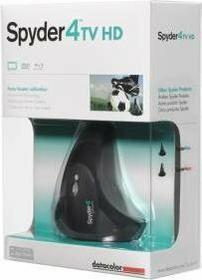 Datacolor Spyder4TV HD - zestaw do kalibracji telewizorów LCD i plazm UMSDCSP4TV