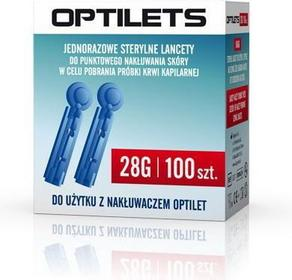 Diagnosis Lancety OPTILETS 100 sztuk