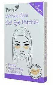 PRETTY Gel Eye Patches Wrinkle Care - Płatki żelowe pod oczy 4pary 5031413982190