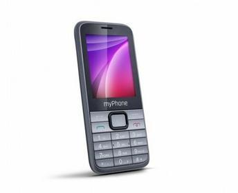 myPhone 6200 CZA-SZA Szary
