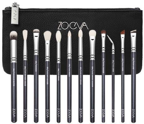 Zoeva Complete Eye Set - Zestaw pędzelków do oczu