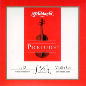 DAddario J-810M Prelude struny do skrzypiec 4/4 DADPJ810MSS44