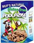 Multiflakes Poduszki zbożowe o smaku kokosowym - bez glutenu 250g