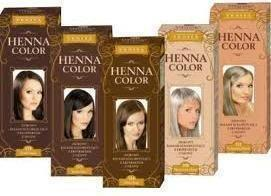 Venita Henna Color Tuba Ziołowy Balsam Koloryzujący 5 Papryka