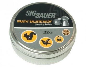 Śrut Sig Sauer Wraith 5,5 mm 200 szt. (AIR-AMMO-WRAITH-AL-22-200)
