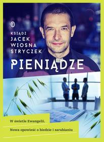 ks. Jacek Wiosna Stryczek: Pieniądze e-book, okładka ebook