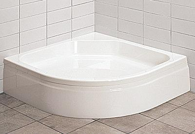 Aquaform Standard 80x80 biały 200-35025