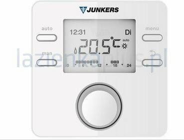 Junkers Ceraclass Excellence CR 100 Regulator pokojowy 7738111045