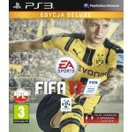 Opinie o   FIFA 17 Edycja Deluxe PL PS3