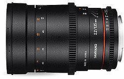 Samyang 135mm T2.2 VDSLR ED UMC Sony E