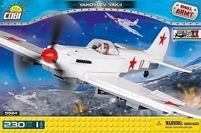 Cobi YAKOVLEV YAK-1 5524