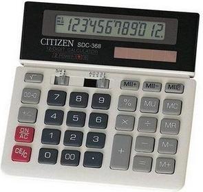 Citizen SDC 368