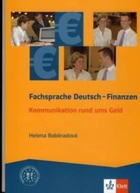 Baběradová Helena Fachsprache Deutsch - Finanzen Baběradová Helena