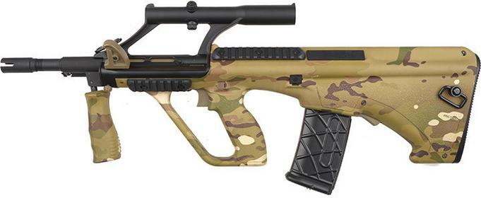 GFC Karabinek szturmowy AEG GFG31 Para - Multicam (GFG-01-014989) G
