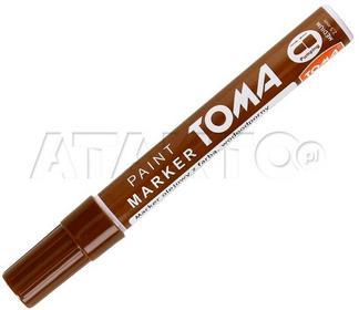 Toma Marker olejny 2.5 brązowy okrągły TO440 VT0694