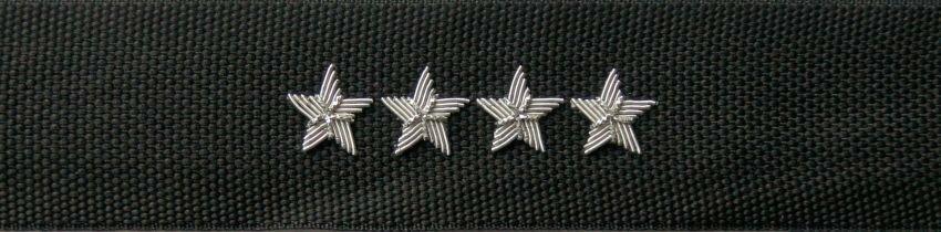 MON Otok do czapki garnizonowej Sił Powietrznych - starszy chorąży sztabowy, kap