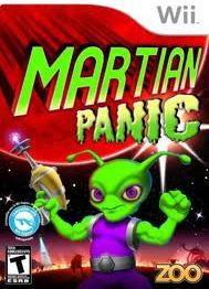 Martian Panic Wii