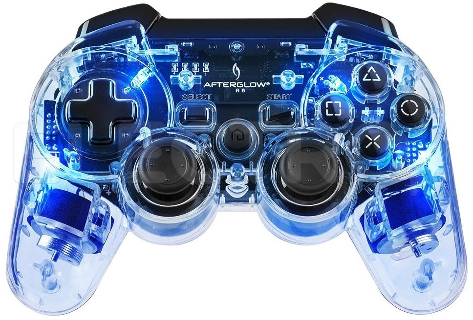 Opinie o PDP Wireless Afterglow Blue PS3/PC