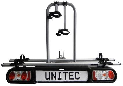 Unitec Alu Atlas Evolution Bagażnik Rowerowy Mocowany Na Hak Holowniczy (75351)
