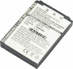 subtel NP-70 Bateria do Casio Exilim EX-Z155 / EX-Z150