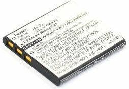 Hi-Power NP-120 Bateria do Casio Exilim EX-S200 / Exilim EX-ZS10 / Exilim EX-ZS1