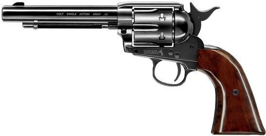 Umarex Wiatrówka - Rewolwer Colt Single Action Army .45 4.5 mm - blue (023-023)