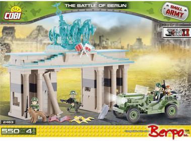 Cobi Mała Armia Bitwa o Berlin 2463