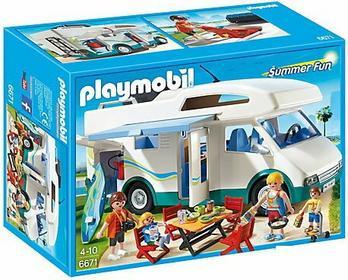Playmobil 6671 Summer Fun - Kamper