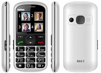 myPhone Halo 2 Biały